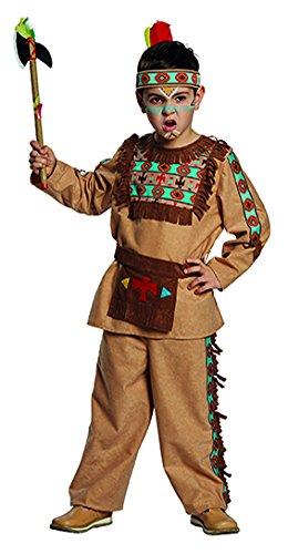 Kinder Indianer Junge Kostüm - Indianer