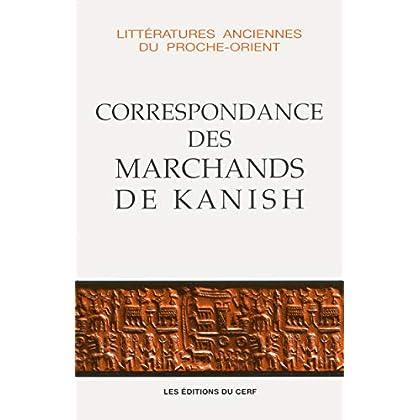 Correspondance des marchands de kanish