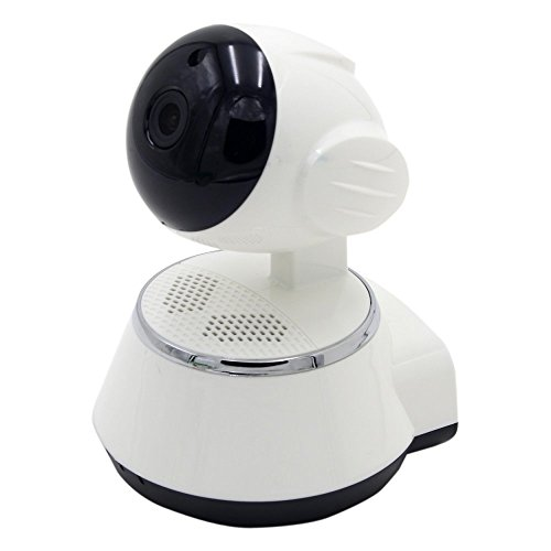 Kaleshwar CCTV Camera HD Wireless Rotate Vertically Horizontally Anywhere in the World by using Mobile Home Security WiFi IP with Night vision No antenna