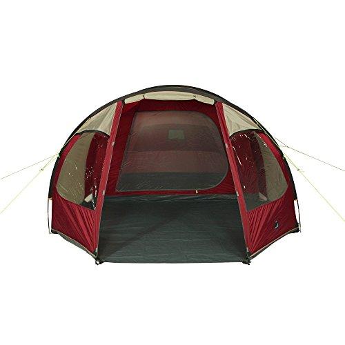 Zelt Mit Nachtschwarzer Schlafkabine : Preisvergleich t camping zelt mandiga tunnelzelt mit