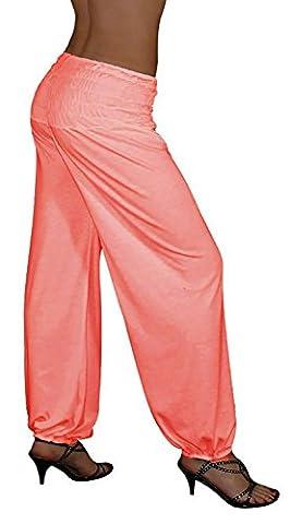 Gorilla-Star Damen-Haremshose, Yogahose, Wellness-Hose, Übergrößen-Hose Größe One Size 3XL - 6XL (Einheitsgröße 3XL- 6XL,
