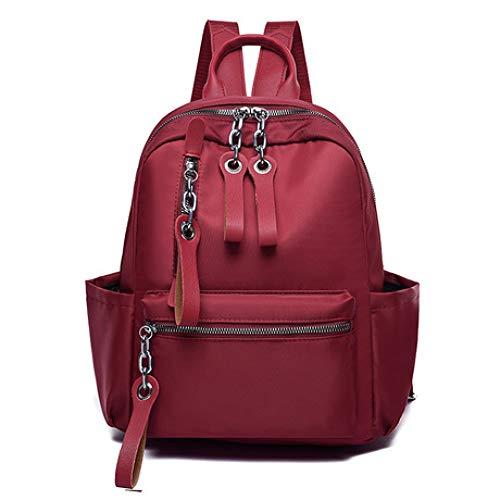 XDDQB Mode-Rucksack-Taschen New Oxford Backpacks Casual Womens Tasche Casual Womens Oxford