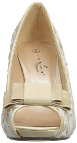 Lunar FLR213, Scarpe col tacco donna Beige (beige)