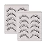 Natural False Eyelashes - Best Reviews Guide