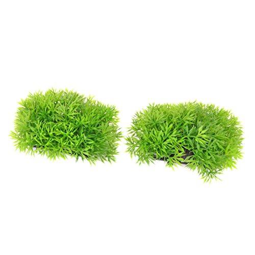 sourcingmap-plastico-acuario-paisajismo-artificial-cesped-planta-decoracion-verde-2-piezas