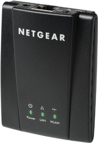 Netgear WNCE2001-100FRS Adaptateur universel Ethernet vers Wifi 802.11b/g/n pour TV/consoles de jeux/appareils multimédia