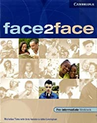 face2face. Pre-intermediate. Workbook