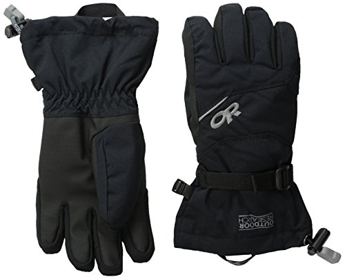 outdoor-research-enfants-kids-adrenaline-gants-enfant-noir-m