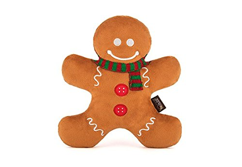 Tasty Bone B077N1K86D P.L.A.Y. Pet Lifestyle and You.-.-.Gatti.-.Ginger Bread Man/Gingerbread Man -