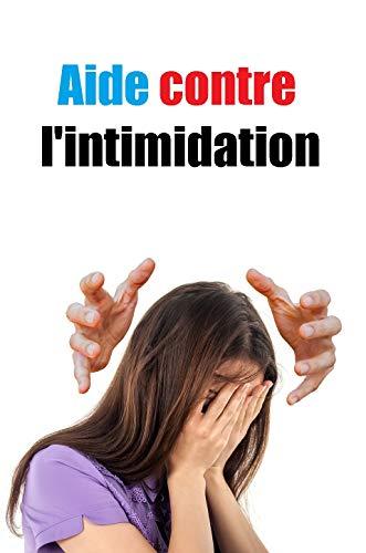 Couverture du livre Aide contre l'intimidation