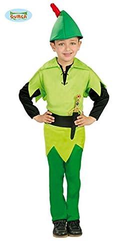 Déguisement de Peter - Robin vert pour enfants plusieurs