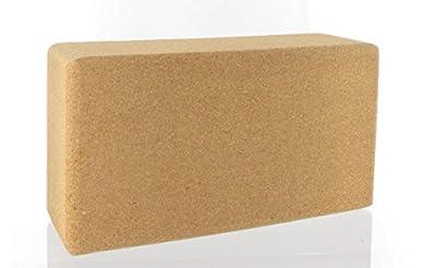 Yoga Block, Kork 23cm x 7,5cm x 12cm