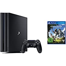 PlayStation 4 Pro - Konsole (1TB) + Horizon: Zero Dawn