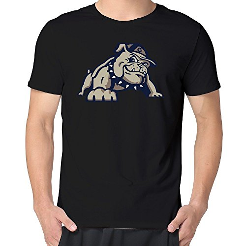 Michaner Walosde 100% Cotton Man Georgetown Hoyas Tshirts Medium (De La Hoya-t-shirt)