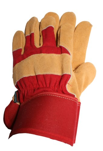 town-and-country-tgl412-mens-fleece-lined-leather-palm-gloves