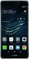 Huawei P9 Smartphone débloqué 4G (32 Go - Ecran : 5,2 pouces - Android 6.0 Marshmallow) Noir