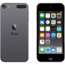 Apple iPod touch 128GB Reproductor de MP4 128GB Gris - Reproductor MP3 (Reproductor de MP4, 128 GB, Lightning, Cámara incorporada, Gris, Auriculares incluidos)