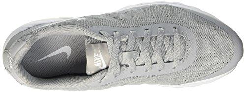 Nike Mens Air Max Invigor Scarpe Da Corsa Grigie (lupo Grigio / Wieß)