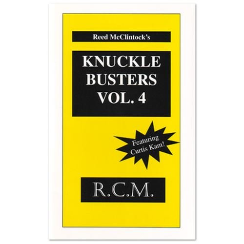 magic-tricks-knuckle-busters-4-by-mcclintock-book-money-tricks-close-up