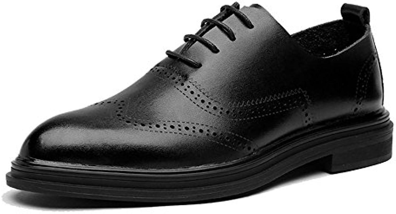 Xujw-scarpe, 2018 Scarpe Stringate Basse Scarpe Oxford da da da Uomo da Uomo, Scarpe Casual Nuove Stile Classico Semplice... | In Linea Outlet Store  | Uomini/Donna Scarpa  b2b3e1