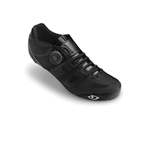 Giro Women's Raes Techlace Road Cycling Shoes, Black, Size 36 EU