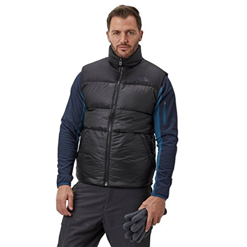 THE NORTH FACE Herren Nuptse III Weste TNF Black L
