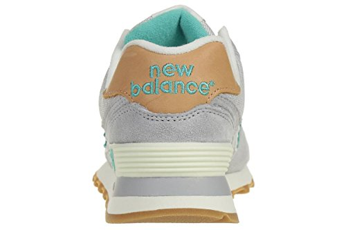 New Balance - Wl574v1, Scarpe da ginnastica Donna grau