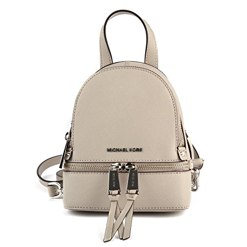 MICHAEL by Michael Kors Rhea Zip Cement Extra Small Sac a Dos Cement