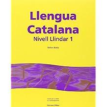 Llengua catalana, nivell llindar 1