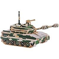 maquetas militares - Puzzles de madera / Puzzles ... - Amazon.es