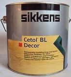 Sikkens Cetol BL Decor (2,475 ltr.) 2,500 L