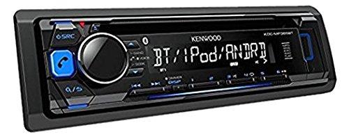 Kenwood kdc-bt365u CD Single DIN-INDASH Bluetooth Kfz Stereo-Empfänger