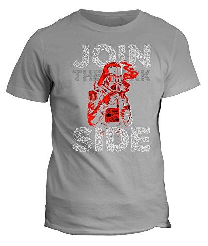 Fashwork tshirt star wars - vader joint - guerre stellari - stormtrooper in cotone by