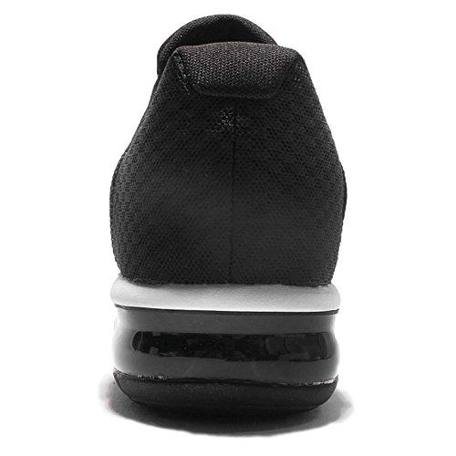 Nike Herren Air Max Sequent 2 Gymnastikschuhe Schwarz