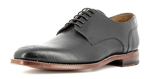 Gordon & Bros. MILAN - Herren Schuhe Schnürer - 4374 g black, Größe:43 EU