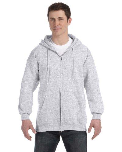 Kapuzenpullover TotenschŠdel (RŸckseite), Leuchtet im Dunkeln auf American Apparel Fine Jersey Shirt Aubergine