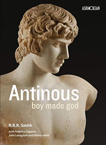Antinous boy made god par R.R.R. Smith