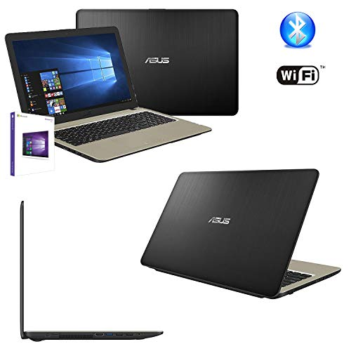 Notebook Asus Portatile Pc Display da 15.6' Cpu AMD A4-9125 2.60Ghz/Ram 4Gb DDR4/HD 500GB /Graphics...
