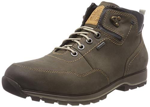 FRETZ men Herren Walk Chukka Boots, Grün (Fango 21), 43 EU Gore-tex-chukka