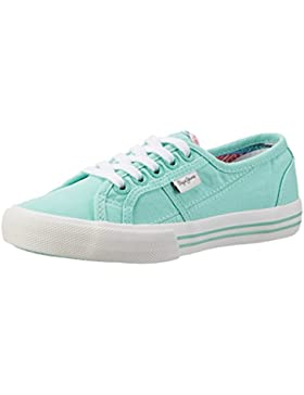 Pepe Jeans Mädchen Baker Wash Low-Top
