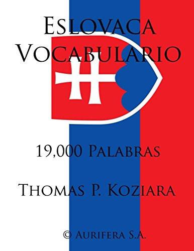 Eslovaca Vocabulario por Thomas Koziara