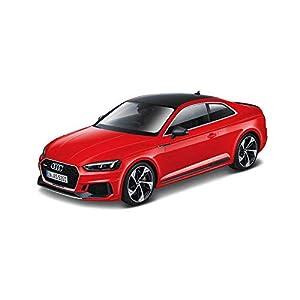 Bburago 15621090R BB - Maqueta de Audi RS 5 Coupé (Escala 1:24)