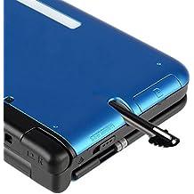 Warmingecom 2Pcs Plastic Touch Screen Stylus Pen for Nintendo 3DS N3DS XL LL Black