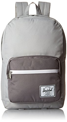 Herschel Supply Company SS16 Casual Daypack, 22 Liters, Lunar Rock/ Grey/ Grey Rubber