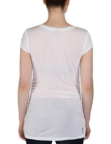 Bench T-Shirt Bamove - T-Shirt - Femme Blanc (Bright White)