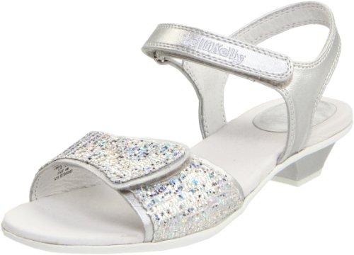 Lelli Kelly LK4604 (AA01) Bianco Marbelle Lightweight Espadrille Shoes-37 (UK 4)