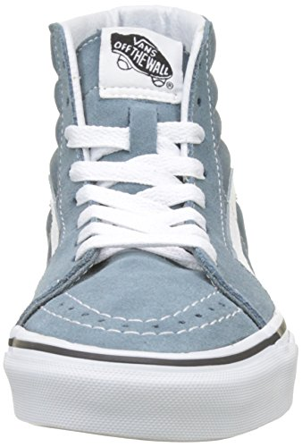 Vans Sk8-Hi, Chaussures de Running Mixte Adulte Bleu (Goblin Blue/true White)