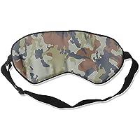 Military Camouflage 99% Eyeshade Blinders Sleeping Eye Patch Eye Mask Blindfold For Travel Insomnia Meditation preisvergleich bei billige-tabletten.eu