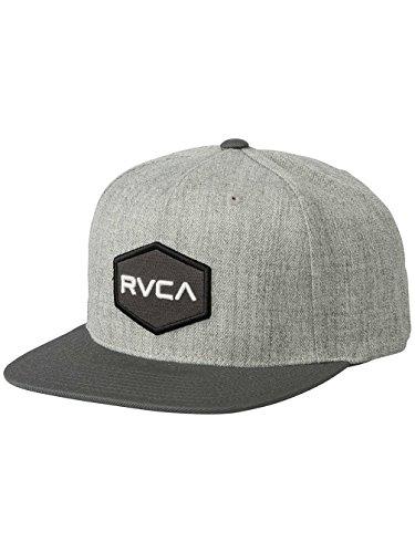 RVCA Herren Cap grau Einheitsgröße