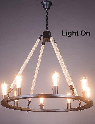 Goud lampadario soffitto rustico/lodge/vintage/Vintage/letto/sala da pranzo/Negozio tradizionale/classica/caffè,